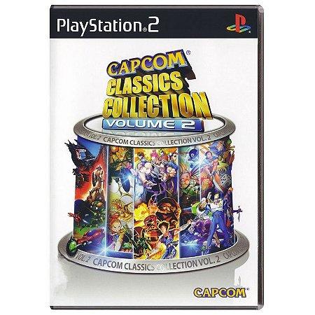 Jogo Capcom Classics Collection: Volume 2 - PS2