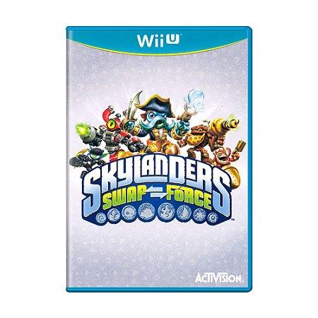 Jogo Skylanders Swap Force - Wii U