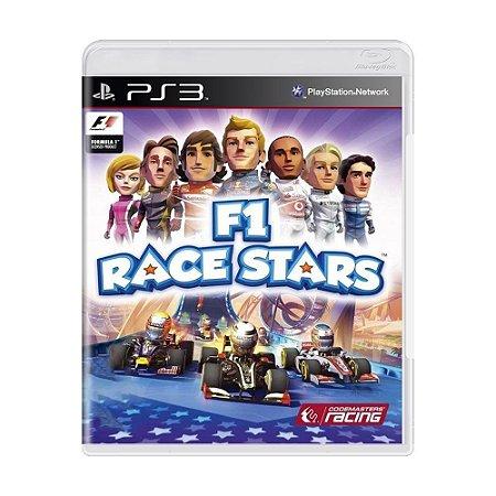 Jogo F1 Race Stars - PS3