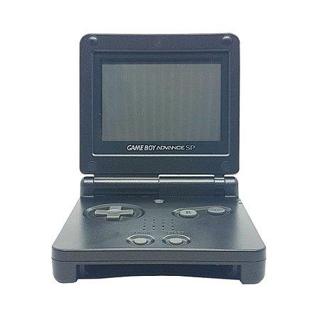 Console Game Boy Advance SP Preto - Nintendo