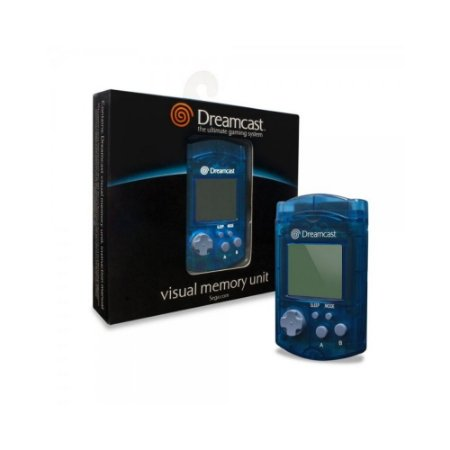 Visual Memory Unit (VMU) - Dreamcast
