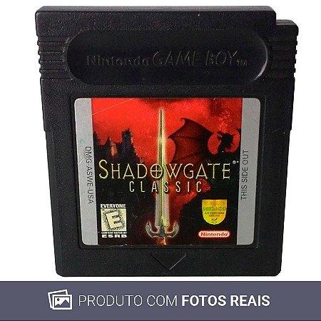 Jogo Shadowgate Classic - GBC