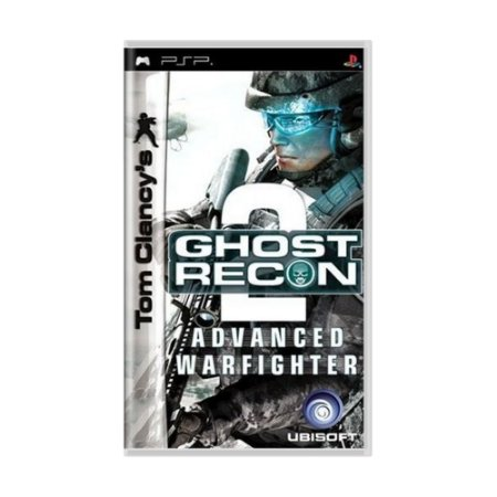 Jogo Tom Clancy's: Ghost Recon Advanced Warfighter 2 - PSP