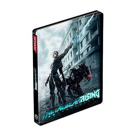 Jogo Metal Gear Rising Revengeance (SteelCase) - PS3