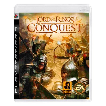 Jogo The Lord of the Rings: Conquest - PS3