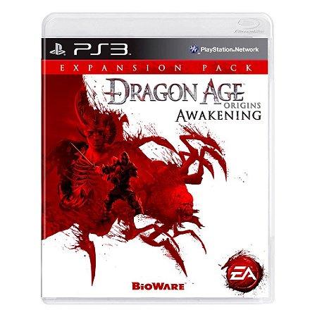 Jogo Dragon Age: Origins Awakening - PS3