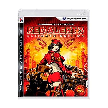 Jogo Command & Conquer: Red Alert 3 - PS3