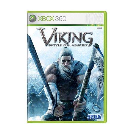 Jogo Viking: Battle for Asgard - Xbox 360