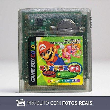 Jogo Mario Tennis [Japonês] - GBC