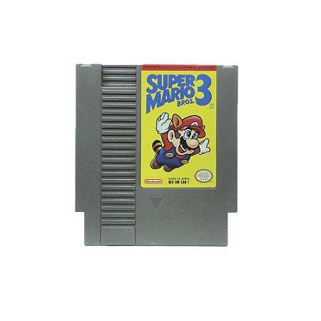 Jogo Super Mario Bros. 3 - NES