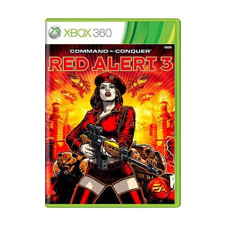 Jogo Command & Conquer: Red Alert 3 - Xbox 360