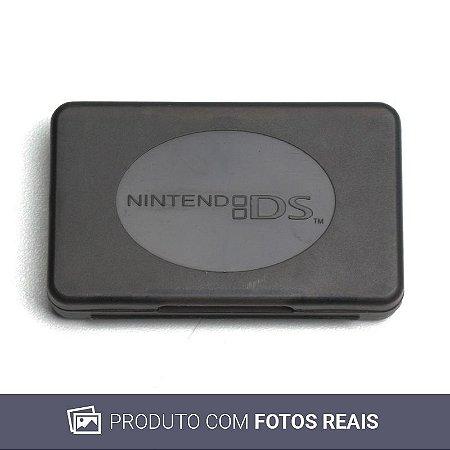 Porta Jogos Preto - DS