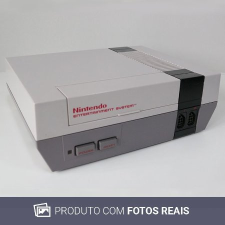Console Nintendo Entertainment System - Nintendo