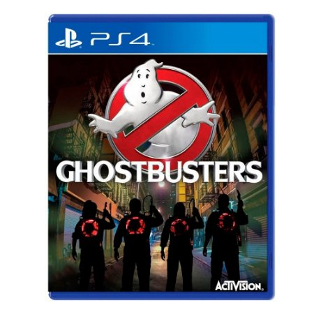 Jogo Ghostbusters: Os Caça Fantasmas - PS4