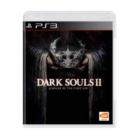 Jogo Dark Souls II: Scholar of the First Sin - PS3