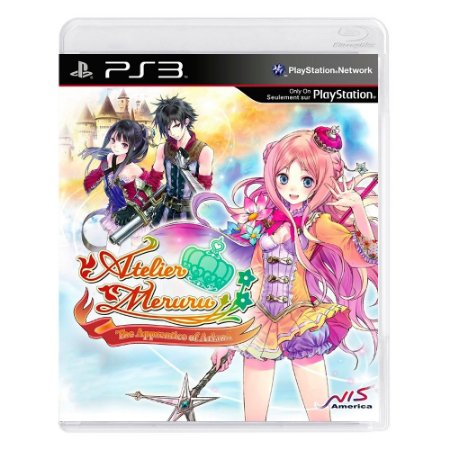Jogo Atelier Meruru: The Apprentice of Arland - PS3