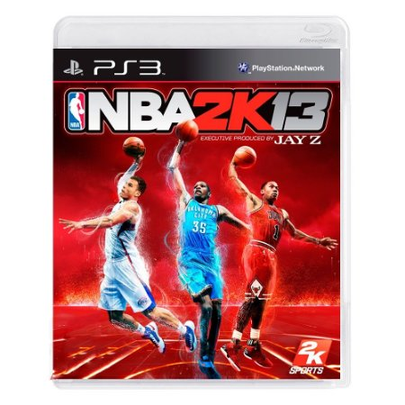 Jogo NBA 2K13 - PS3