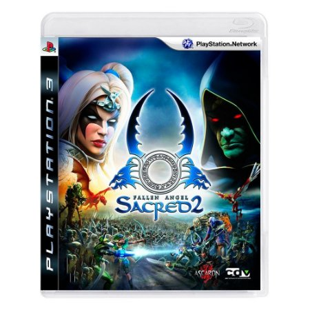 Jogo Sacred 2: Fallen Angel - PS3