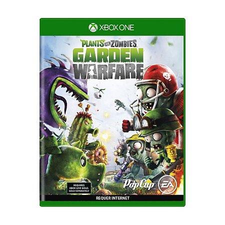 Jogo Plants vs Zombies: Garden Warfare - Xbox One