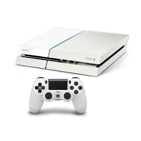 Console PlayStation 4 FAT 2TB Branco - Sony