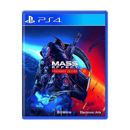 Jogo Mass Effect (Legendary Edition) - PS4