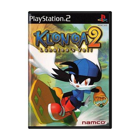 Jogo Klonoa 2: Lunatea's Veil - PS2