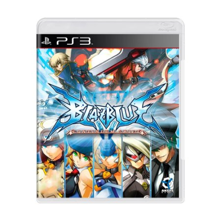 Jogo BlazBlue: Continuum Shift - PS3