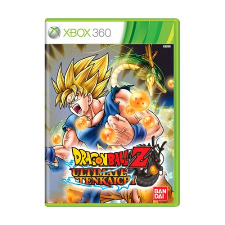 Jogo Dragon Ball Z: Ultimate Tenkaichi - Xbox 360
