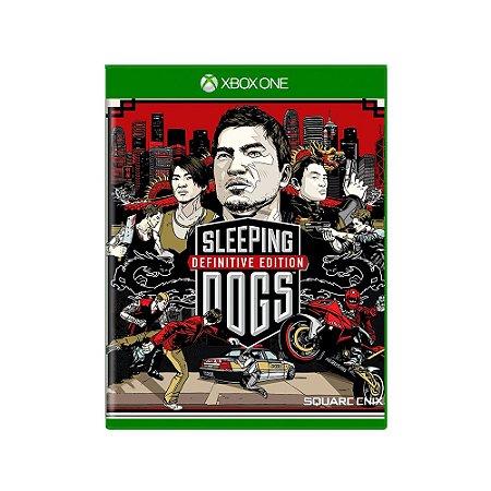 Jogo Sleeping Dogs (Definitive Edition) - Xbox One [Inglês]