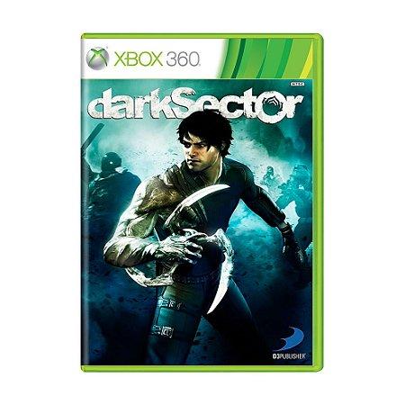 Jogo Dark Sector - Xbox 360