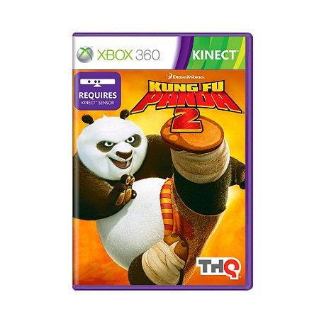 Jogo Kung Fu Panda 2 - Xbox 360