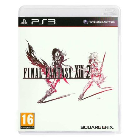 Jogo Final Fantasy XIII-2 - PS3 [Europeu]