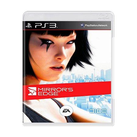 Jogo Mirror's Edge - PS3