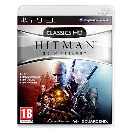 Jogo Hitman HD Trilogy - PS3 [Europeu]