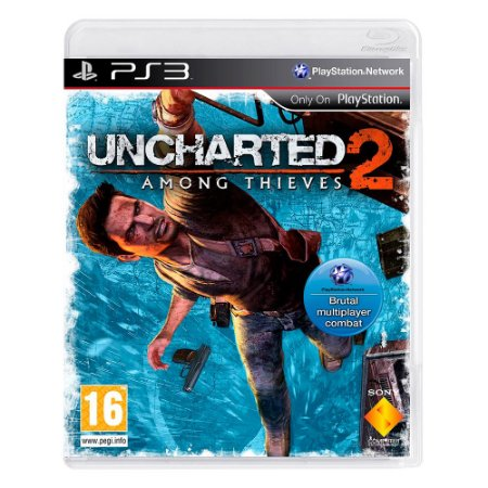 Jogo Uncharted 2: Among Thieves - PS3 [Europeu]
