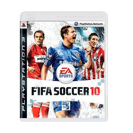 Jogo FIFA 10 - PS3