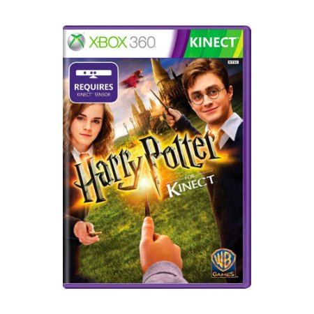 Jogo Harry Potter for Kinect - Xbox 360