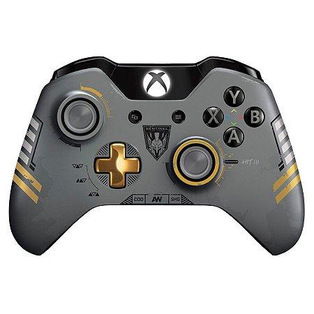 Controle Microsoft Edição Especial Call Of Duty Advanced Warfare sem fio - Xbox One