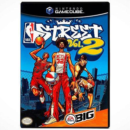 Jogo NBA Street Vol. 2 - GC
