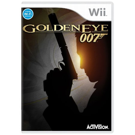 Jogo GoldenEye 007 - Wii