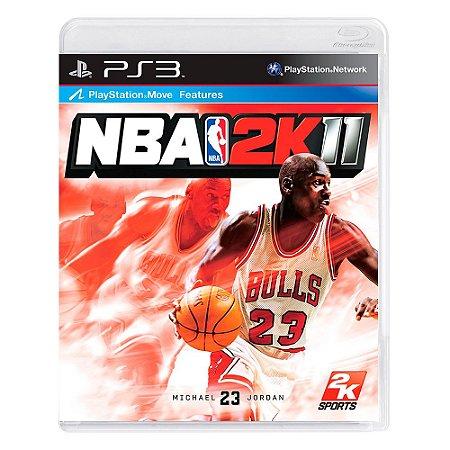Jogo NBA 2K11 - PS3