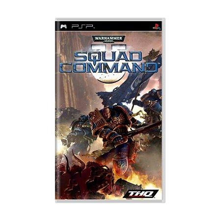 Jogo Warhammer 40.000: Squad Command - PSP