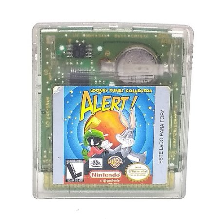 Jogo Looney Tunes Collector: Alert! - GBC