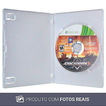 Jogo Crackdown 2 - Xbox 360 (Sem Capa)
