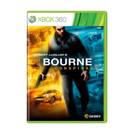 Jogo Robert Ludlum's The Bourne Conspiracy - Xbox 360