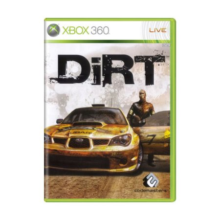 Jogo Dirt - Xbox 360