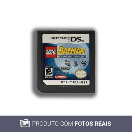 Jogo Lego Batman: The Videogame - DS