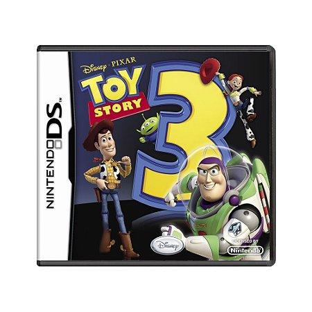 Jogo Toy Story 3 - DS