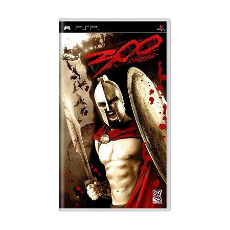 Jogo 300: March to Glory - PSP