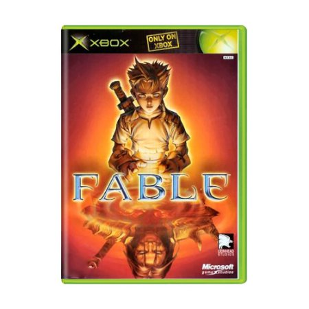 Jogo Fable: The Lost Chapters - Xbox